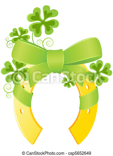 Saint Patrick's Day background - csp5652649