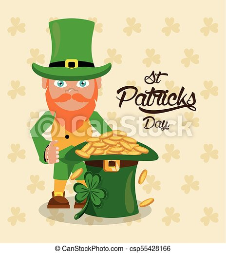 Saint patricks day - csp55428166