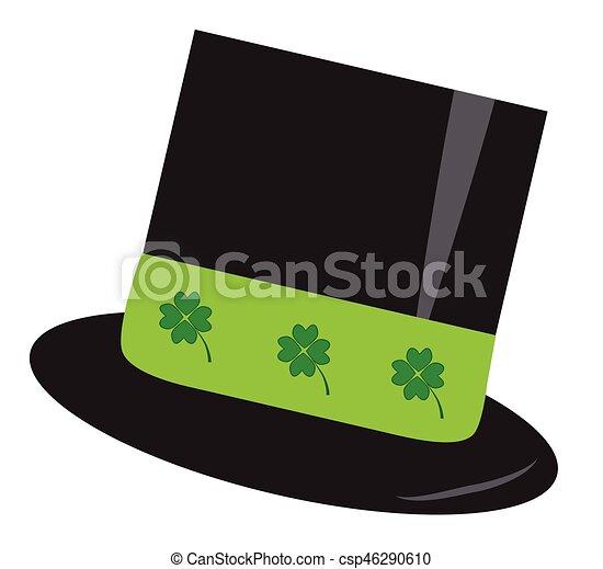 Saint Patricks Day Hat - csp46290610