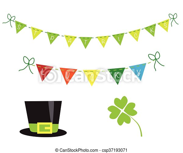 Saint Patricks Day - csp37193071