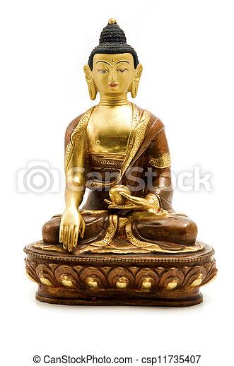 Sakyamuni Buddha - csp11735407