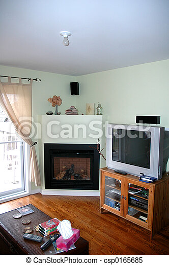 Sala de estar - csp0165685