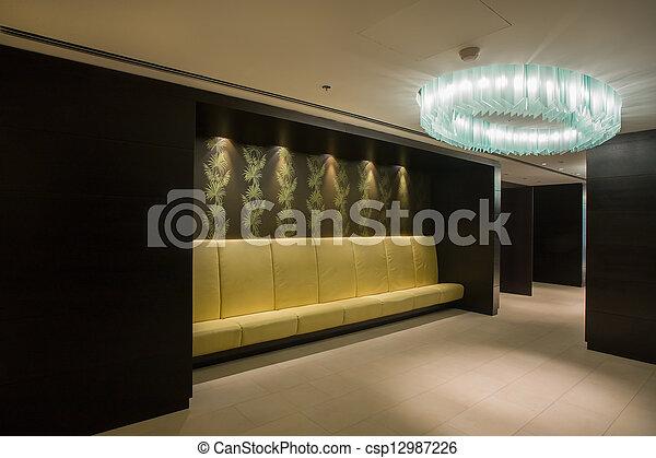 Sala de espera - csp12987226