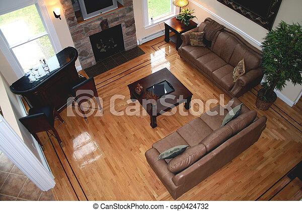 sala de estar - csp0424732