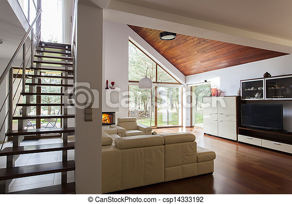 Sala de estar - csp14333192