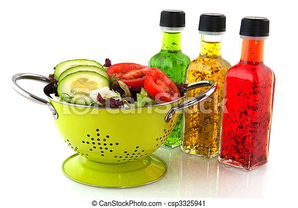 Salad dressing - csp3325941