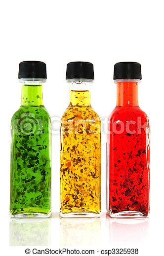 Salad dressing - csp3325938