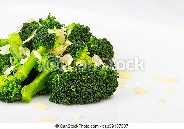 salad of broccoli - csp39137307