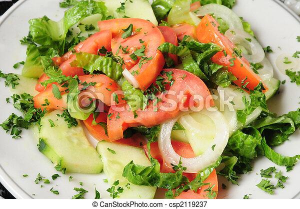 Salad - csp2119237