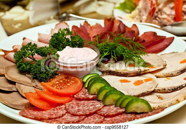 Salad - csp9558127