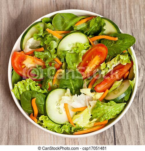 Salad - csp17051481