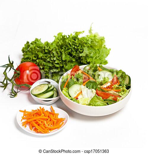 Salad - csp17051363