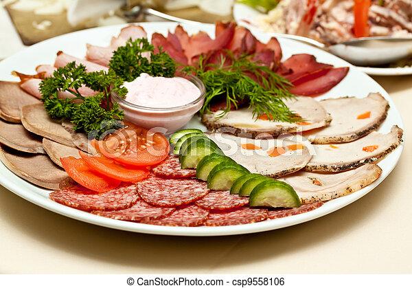 Salad - csp9558106