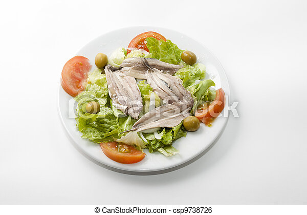 salad - csp9738726