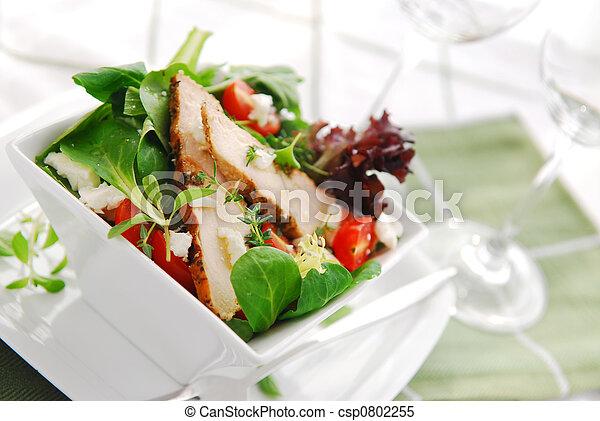 Salad - csp0802255