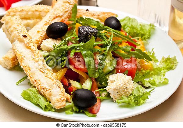 Salad - csp9558175