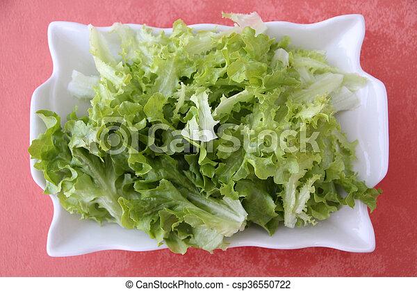 salad - csp36550722
