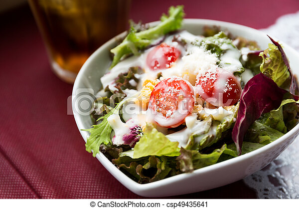 Salad - csp49435641