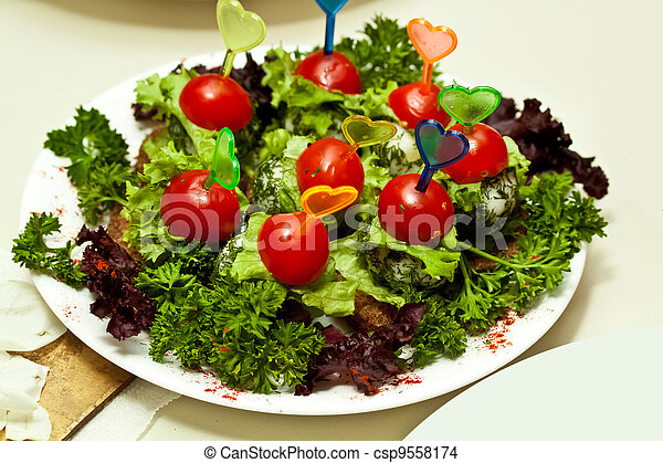Salad - csp9558174