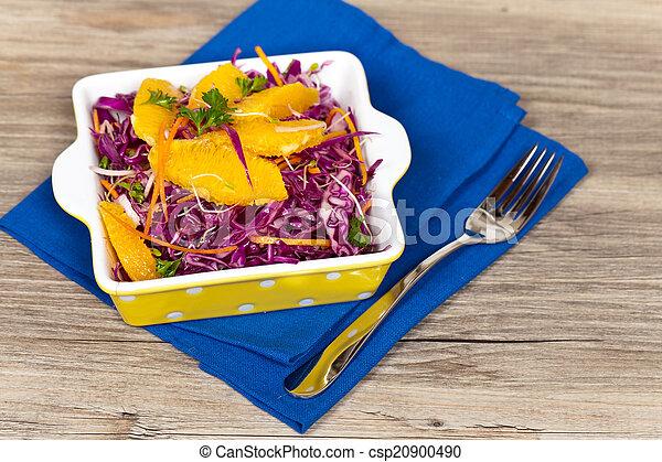 Salad - csp20900490