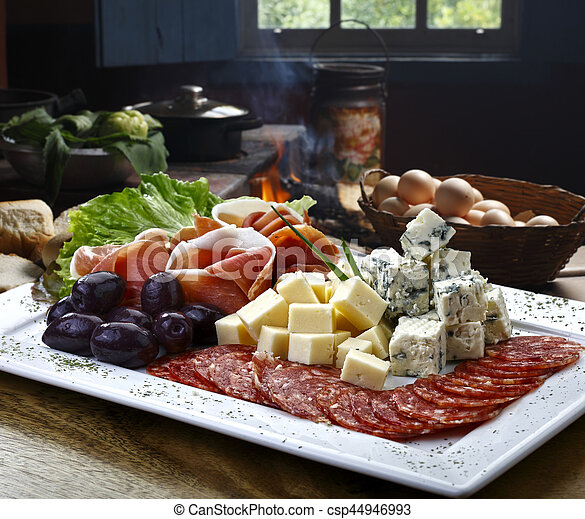 Salad - csp44946993