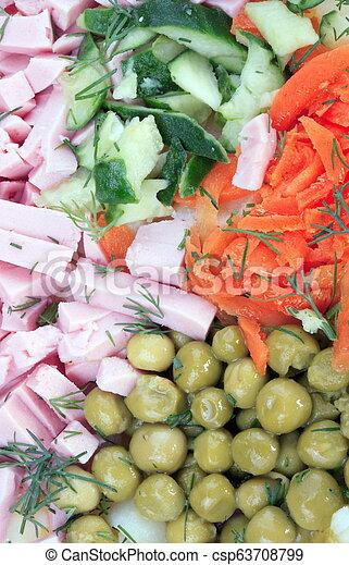 salad - csp63708799