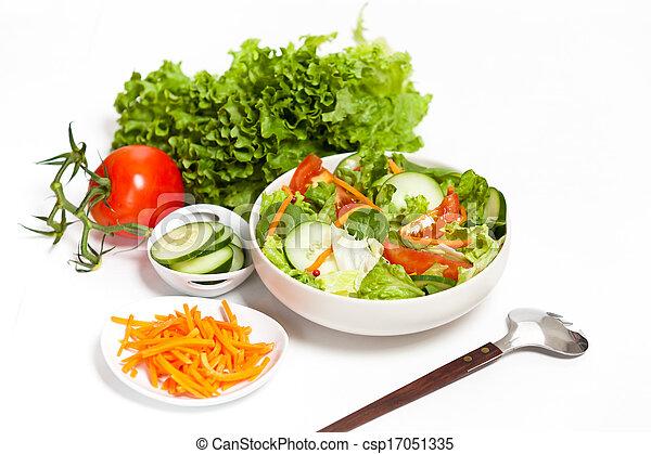 Salad - csp17051335