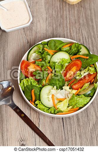 Salad - csp17051432