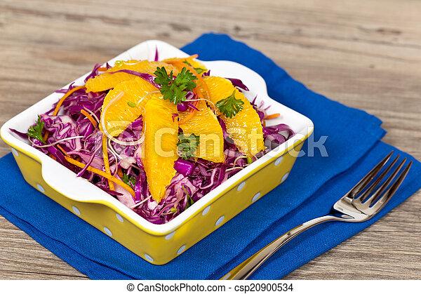 Salad - csp20900534