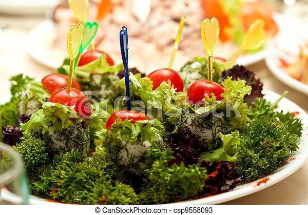 Salad - csp9558093