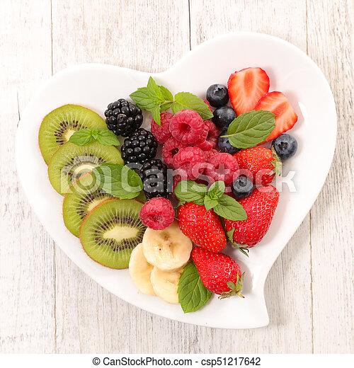 salada fruta - csp51217642