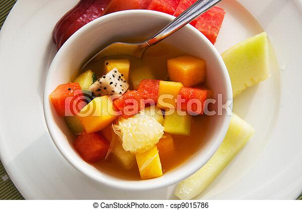salada fruta - csp9015786