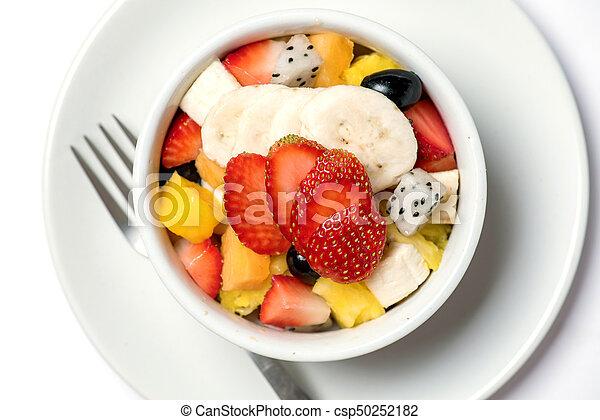 salada fruta - csp50252182