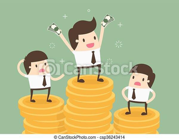Salary variation - csp36243414