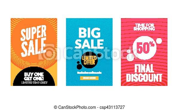 flyers sale