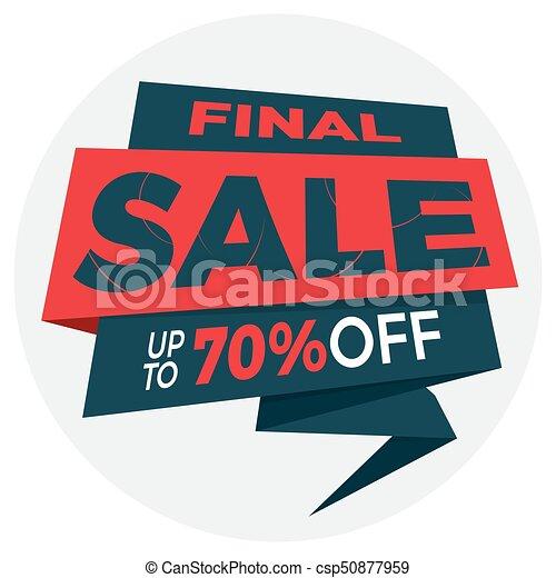 Sale Label Price Tag Banner Badge Template Sticker Design