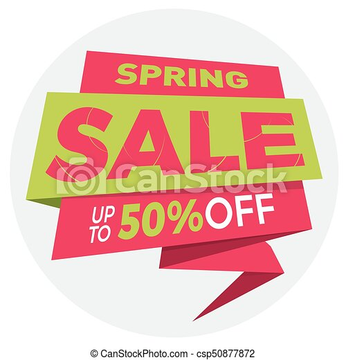 Sale Label Price Tag Banner Badge Template Sticker Design