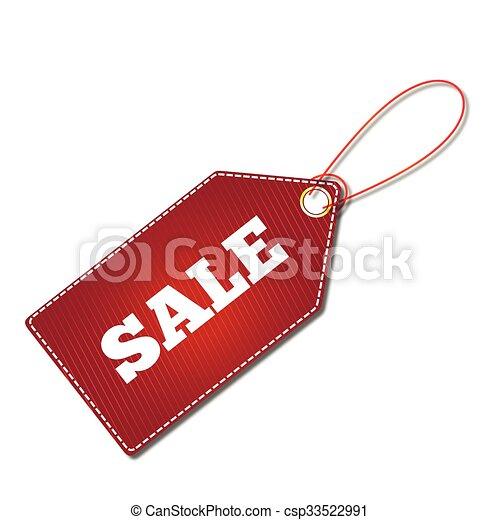 sale savings labels set - csp33522991