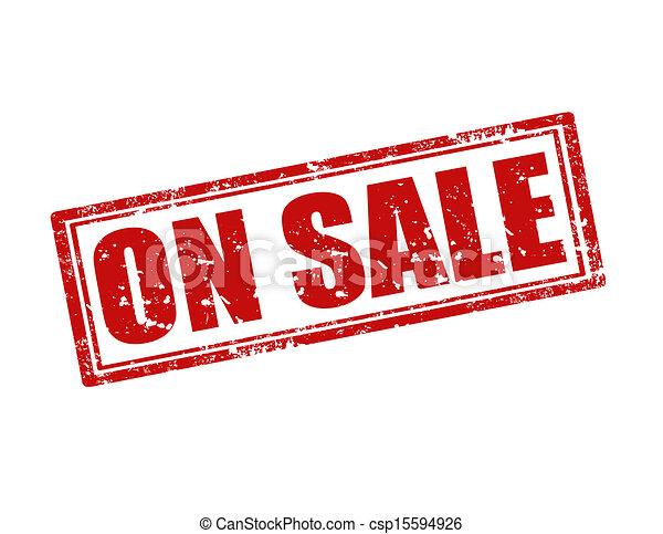 sale-stamp - csp15594926