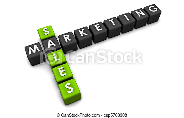 Sales and Marketing - csp5703308