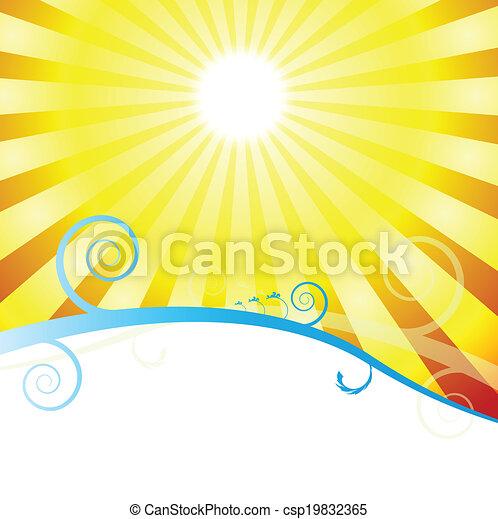 Sunrise - csp19832365