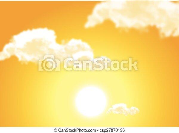 Sunrise - csp27870136