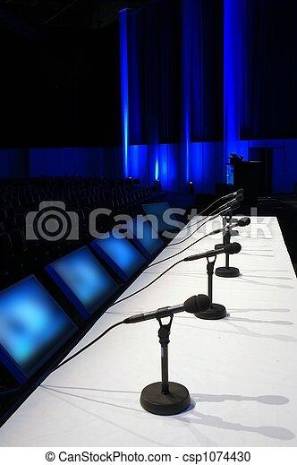 salle conférence - csp1074430