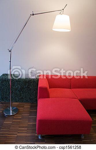 salle de séjour - csp1561258