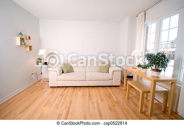 salle de séjour - csp0522814