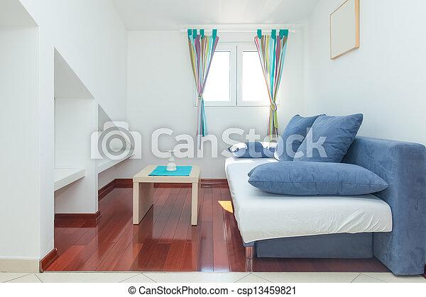salle de séjour - csp13459821