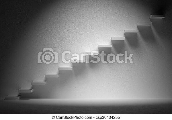 spot escalier gallery of ou un chssis fixe tout en hauteur peu large mais haut with spot. Black Bedroom Furniture Sets. Home Design Ideas