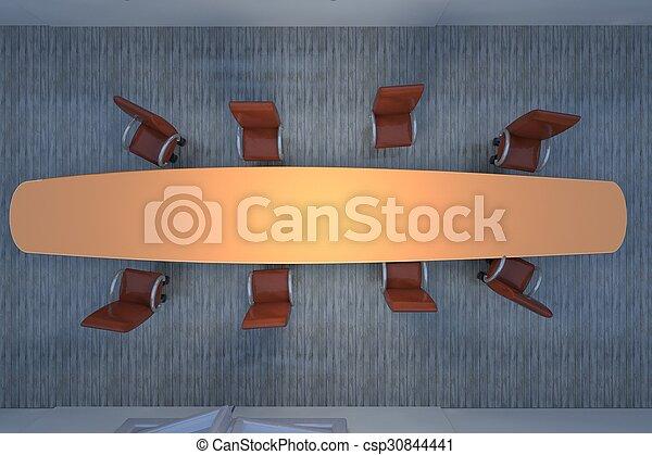 salle réunion - csp30844441