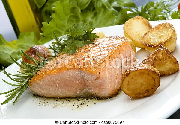 salmon - csp0675097