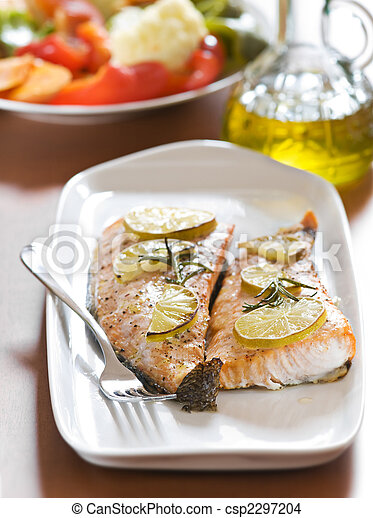 Salmon - csp2297204